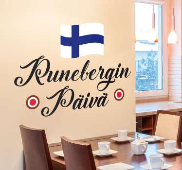 Tarra Runebergin päivä
