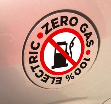 Adesivo auto ecologica EN