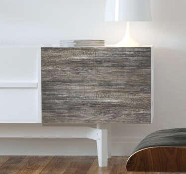 Autocolante decorativo madeira para móveis
