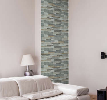 Decorate any space of choice with our marble textured sheet wallpaper sticker, be it in the living room, bedroom or bathroom space.