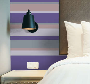 Mural de parede ultra violeta