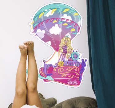 Vinilo infantil Chelsea Barbie fantasía