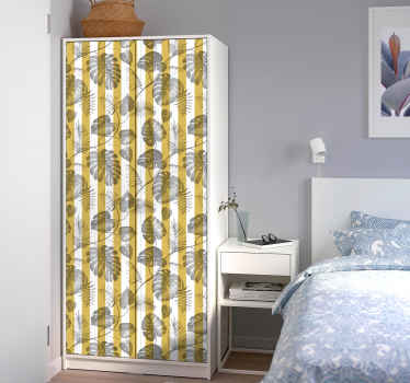 Carta adesiva per mobile skyline New York