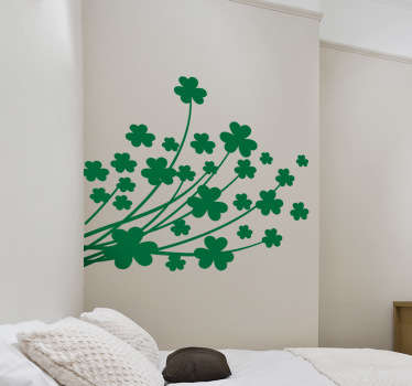 Clover Wall Sticker