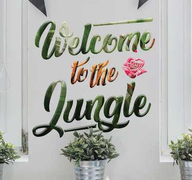 Vinilo welcome to the jungle