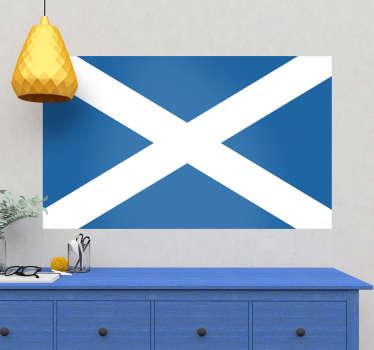 Scotland Flag Wall Sticker