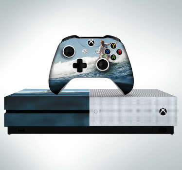 Autocolante personalizado para Xbox