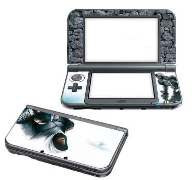 Adesivo para Nintendo Assasins Creed