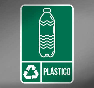Adhesivos reciclaje plástico