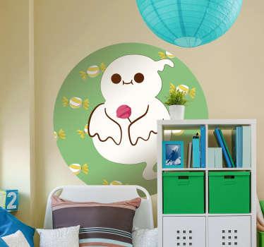Ghost Children´s Bedroom Sticker