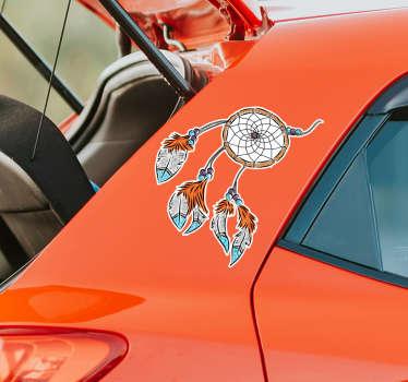 Dream Catcher for Car Vehicle Sticker