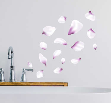 Petals Decorative Wall Sticker