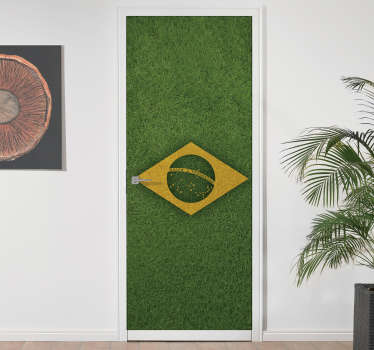 bandeira brasileira decorativa