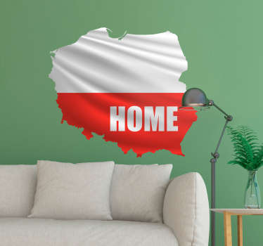Mapa Polski naklejka na ścianę do salonu to wspaniały pomysł na dekoracje. Sprawdź naklejki do salonu w naszym katalogu. Codziennie nowe projekty!