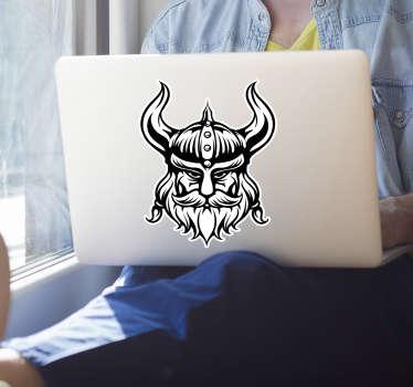 Krigare bärare klistermärken och svenska laptop dekoration: gillar du viking laptop klistermärken eller viking warrior laptop dekoration? Titta på vår samling!