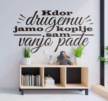Tekst dnevna soba dnevna soba stenski dekor