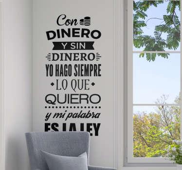 Vinilo original canción El Rey