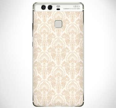 Origineller Aufkleber Klassisches Muster Huawei