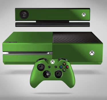 Lámina adhesivas para Xbox color