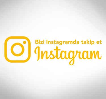 Beni instagram iş etiketinde takip et