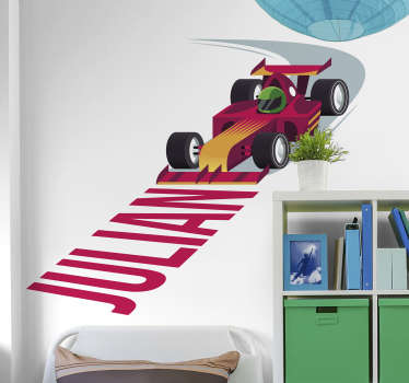 Do you feel like your son's room need a special touch? Maybe something different that reflects his interests? We have the perfect solution for you!