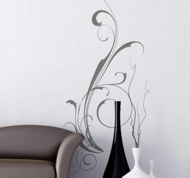 Naklejka dekoracyjna abstrakcyjny wzór