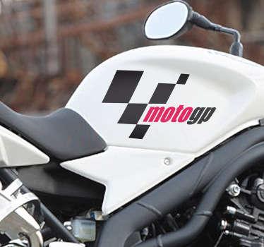 Vinilo logotipo Moto GP