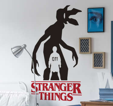 Sticker film Stranger Things