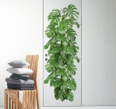 Wandtattoo Pflanzendeko