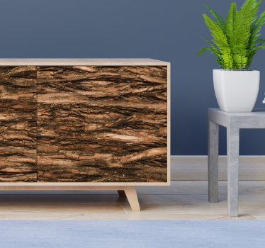 We have a wood textured furniture sticker that will beautify the surface of your furniture in the living room or bedroom with class and simplicity.