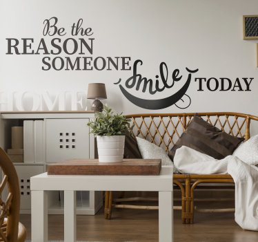 A motivational quote wall decal for personal growth that is decorative for your home and you can chose it in any colour and size you prefer.