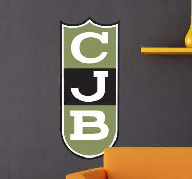 Joventut Badalona Logo Wall Sticker