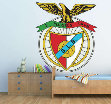 Sticker foot club Benfica