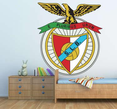 Vinil decorativo Sport Lisboa e Benfica