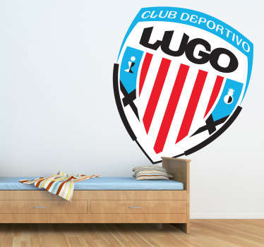 Vinilo decorativo CD Lugo