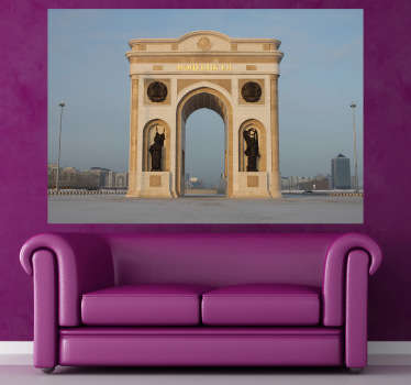 Arc of Triumph Astana Wall Mural