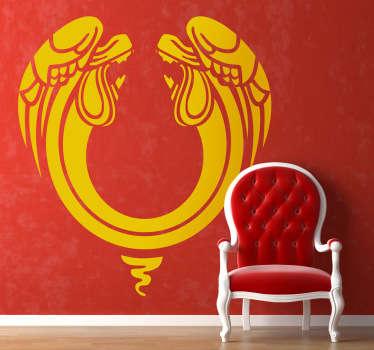 Sticker logo Jésus Christ Superstar