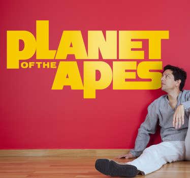 Sticker decorativo Planet of the Apes