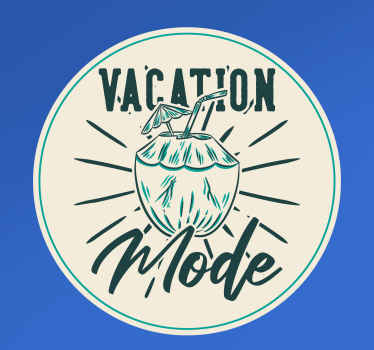 Do you love travel and enjoy to express your love for vacation? This vacation text decal might just be a great idea to beautiful your vehicle space.