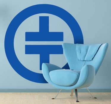 Naklejka dekoracyjna Take That logo
