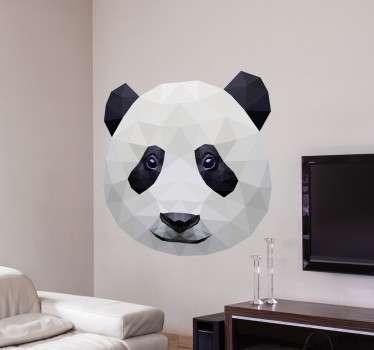 Vinil Decorativo Panda