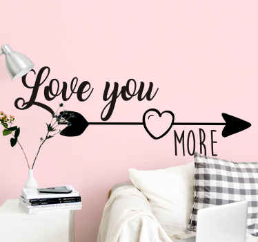 Simple decorative couple love illustration sticker for home decoration and other places of choice. The colour is customizable and very easy to apply.