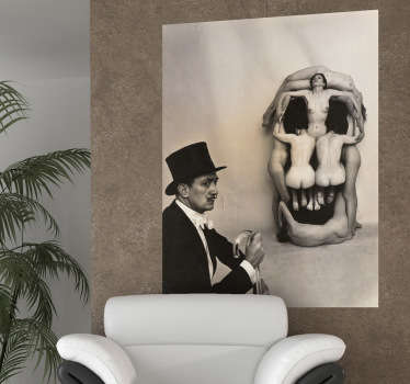 Dalí Photography Art Decal