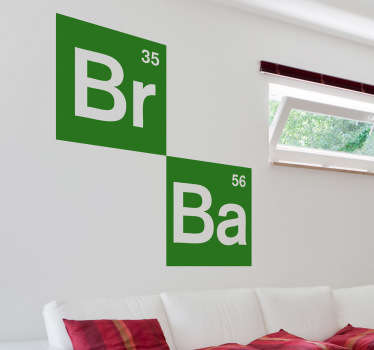 Vinilo serie Breaking Bad