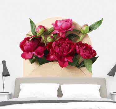 ¡Un vinilo de flores inspirado en el amor increíblemente hermosa! Regístrese hoy para recibir un 10% de descuento en su primer pedido.