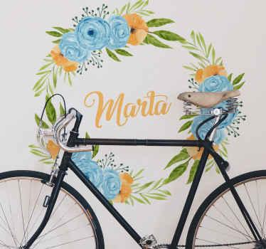 あなたの家にぴったりの美しい牡丹の花のパーソナライズされたウォールステッカー! +10,000の満足した顧客で、あなたは安全な手にあります。