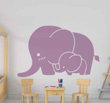Ordina oggi i migliori adesivi da parete con elefanti per bambini per i tuoi figli e sorprendi il tuo bambino come molti altri genitori hanno fatto prima di te. Ordinalo oggi!