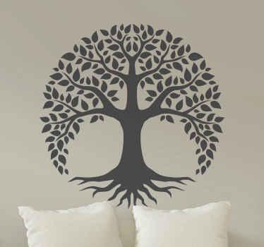 Incroyable adhesif arbre de vie dans la couleur que vous aimez le plus! Inscrivez-vous sur notre site web dès aujourd'hui pour 10% de réduction