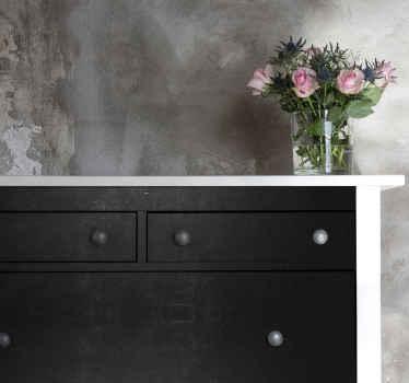 ¿Cómo te gustaría decorar tu mueble con este original vinilo mueble efecto pizarra? Fabricado con material de calidad ¡Envío exprés!
