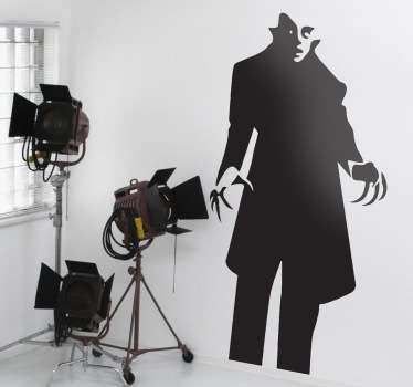 Nosferatu Wall Sticker